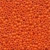 #02061 Mill Hill Seed Beads Crayon Dark Orange