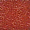 #00165 Mill Hill Seed Beads Christmas Red