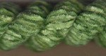 Silken Chenille 418 Leaf Green Thread Gatherer