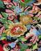 3281 Rococo Floral 13 Mesh 8 x 10 Treglown Designs