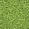 #02066 Mill Hill Seed Beads Crayon Yellow Green