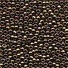 #00221 Mill Hill Seed Beads Silver