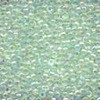 #02016 Mill Hill Seed Beads Crystal Mint