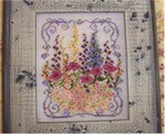 FLORAL SPLENDOR Country Garden Stitchery