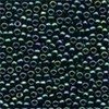 # 03035 Mill Hill Seed Antique Beads Royal Green