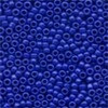 #02065 Mill Hill Seed Beads Crayon Royal Blue