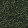 # 03014 Mill Hill Seed Antique Beads Matte Olive