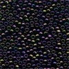 # 03004 Mill Hill Seed Antique Beads Eggplant
