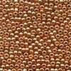 # 3038 Mill Hill Seed Antique Beads Antique Ginger