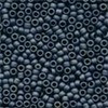 # 03010 Mill Hill Seed Antique Beads Slate Blue