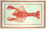 Anne Cram S-42 Lobster Rug 10 Mesh