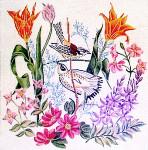 Anne Cram B-25-3 Magnolia Warbler 14 Mesh
