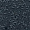 # 03009 Mill Hill Seed Antique Beads Charcoal