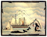 Anne Cram B-59 Whaling Ship 12 Mesh