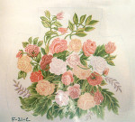 Anne Cram F-21C Roses And Peonies 13 Mesh