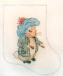 Anne Cram C-18 Benjamin Bunny 14 Mesh Max