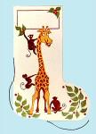 Anne Cram C-31 Goofy Giraffe 18 Mesh