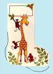 Anne Cram C-31 Goofy Giraffe 14 Mesh