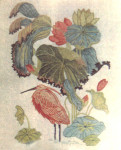 Anne Cram OR-856 Chinese Heron 14 Mesh