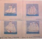 Anne Cram SM-14 Tall Ships 18 Mesh