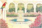 Anne Cram SM-57 Spanish Fountain 14 Mesh
