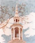 Anne Cram A-826 Church Steeple 18 Mesh