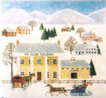 Anne Cram A-830 Old Tavern 18 Mesh