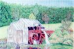 Anne Cram A-849 Grist Mill 14 Mesh