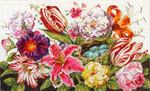 FF181 Floral/Bird Nest 18x11 18M Colors of Praise