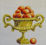 FF131 Oranges in Vase 16x16 13M Colors of Praise
