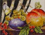 FF182 Colors of Praise Butterflies/ Peach 10x8  13M