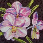FF152 Purple Flowers 16x16 13M Colors of Praise