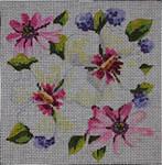 FF168 Floral 7x7  13M Colors of Praise