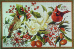 FF184b Red Bird 18x12  13M Colors of Praise