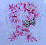 "FF171 Pink Azalea ""Ribbon"" 11x11  18M Colors of Praise"