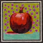 FF241 Pomegranate 8x8 13 Mesh Colors of Praise