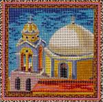 MC223 Mediterranean Church   8x8  13M Colors of Praise