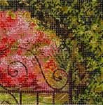 MC224 Garden Gate 8x8  13M Colors of Praise