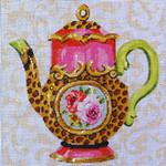 MC302 Pink Teapot 10x10  13M  Colors of Praise