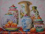 MC307 Vases 19x14 13 Mesh Colors of Praise