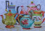 MC308 Teapots/Pink 19x13 13 Mesh Colors of Praise
