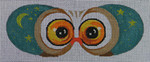 MA001 Owl 9 3/4 x 3 3/4  13M Colors of Praise