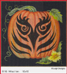 5116 Leigh Designs Whoo' Ten 13 Count Canvas