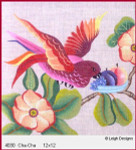 4030 Leigh Designs Cha Cha 18 Count Canvas
