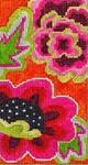 EY113 Floral-Eyeglass Case 3.5x7  13M Colors of Praise