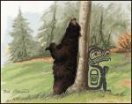 Stitching Studio, The Sue Coleman RELIEF (Black Bear)