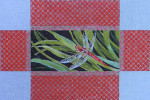 BC713 Colors of Praise Dragonfly 13 3/4 x 9 1/4 18M Brick Cover