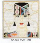 SC-605 Lady Lisa Sophia Designs