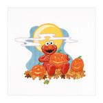 "GOK766A Thea Gouverneur Kit Sesame Street Halloween 12"" x 11""; Aida; 16ct"