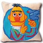 "GOK4080 Thea Gouverneur Kit Sesame Street Bert 15"" x 15""; Canvas; 10ct"